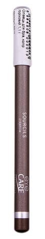 Eye Care Cosmetics Олівець для брів колір горіховий 1,1 г 1 шт