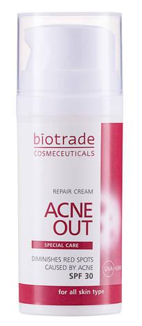 Biotrade ACNE OUT Відновлюючий крем SPF 30 30 г 1 флакон