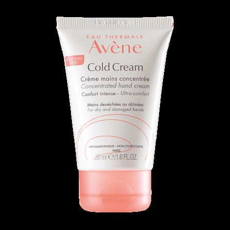Avene Крем для рук концентрований ультра-комфорт для сухої та пошкодженої шкіри 50 мл 1 туба