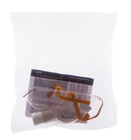 Little Doctor LD-N042 Маска інгаляційна м'яка дитяча 1 шт