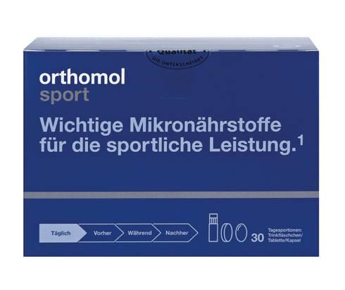 Orthomol Sport флакони + таблетки 30 днів 1 комплект