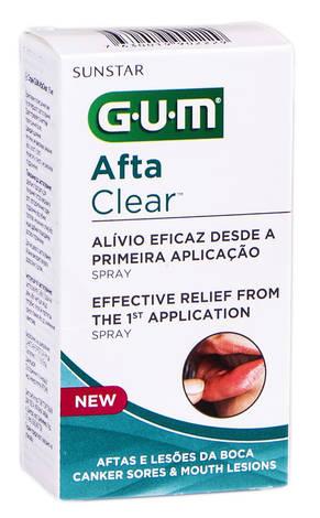 Gum AftaClear Спрей 15 мл 1 флакон