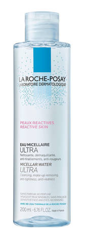 La Roche-Posay Toleriane Ультра Міцелярний розчин для гіперчутливої шкіри обличчя 200 мл 1 флакон