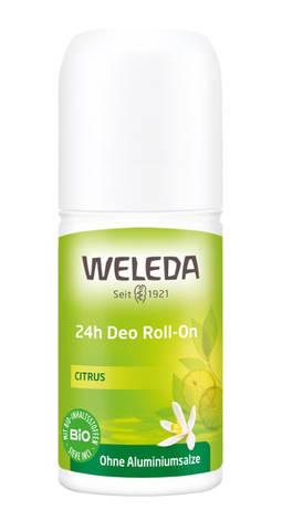 Weleda Дезодорант Цитрус Roll-On 24 години 50 мл 1 флакон