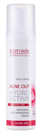 Biotrade ACNE OUT Крем гідроактив проти вугрового висипу 60 мл 1 флакон