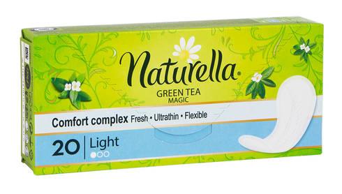 Naturella Normal Green Tea Magic Прокладки щоденнi 20 шт