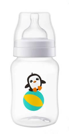 Avent Philips Anti-colic Пляшечка для годування з 1 місяця SCF821/13 260 мл 1 шт
