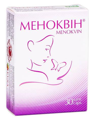 Меноквін капсули 30 шт