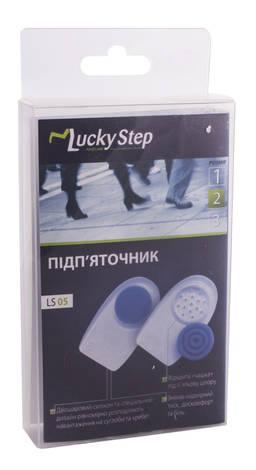 Lucky Step LS05 Підп'яточник розмір 2 (37-38) 1 пара