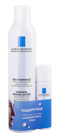 La Roche-Posay Термальна вода 300 мл + 50 мл 1 набір