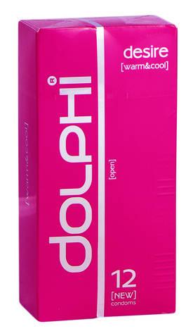 Dolphi Презервативи Desire 12 шт