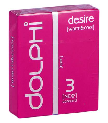 Dolphi Презервативи Desire 3 шт