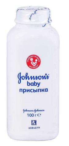 Johnson's Baby Присипка 100 г 1 флакон