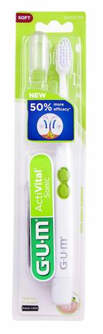 Gum ActiVital Sonic Зубна щітка 4100 1 шт
