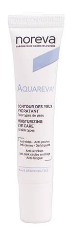 Noreva Aquareva Крем зволожуючий для шкіри навколо очей 15 мл 1 туба
