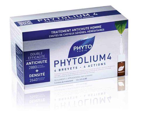 Phyto Phytolium 4 Концентрат проти випадіння волосся 12х3,5 мл 1 шт