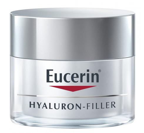 Eucerin Hyaluron-Filler Крем денний проти зморшок для сухої шкіри 50 мл 1 банка
