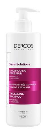 Vichy Dercos Densi-Solutions Шампунь для відновлення густоти та об'єму тонкого ослабленого волосся 400 мл 1 флакон