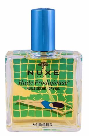 Nuxe Huile Prodigieuse Олія суха багатофункціональна для обличчя, тіла та волосся синя 100 мл 1 флакон