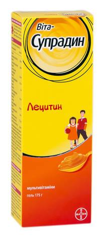 Віта-Супрадин Лецитин гель 175 г 1 туба
