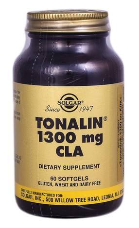 Solgar Тоналін капсули 1300 мг 60 шт