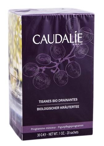 Caudalie Vinotherapie Дренуючий трав'яний біо-чай 30 г 1 пачка