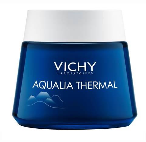 Vichy Aqualia Thermal Спа-догляд нічний 75 мл 1 банка
