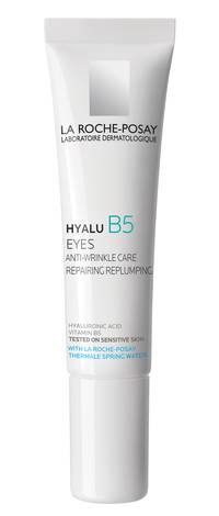 La Roche-Posay Hyalu B5 Засіб дерматологічний для корекції зморшок та відновлення пружності чутливої шкіри контуру очей 15 мл 1 туба
