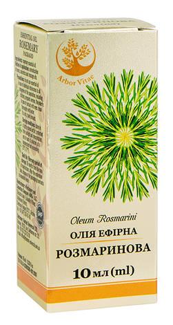 Arbor Vitae Олія ефірна Розмаринова 10 мл 1 флакон