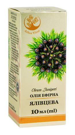 Arbor Vitae Олія ефірна Ялівцева 10 мл 1 флакон