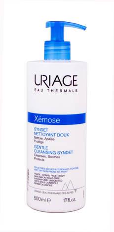 Uriage Xemose Syndet Гель м'який очищуючий 500 мл 1 флакон
