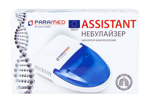 Paramed Assistant Інгалятор компресорний 1 шт