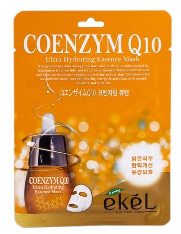 Ekel Cleansing Маска для обличчя з Коензимом Q10 25 мл 1 пакет