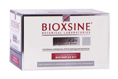 Bioxsine Сироватка проти випадіння волосся 10 мл 15 флаконів