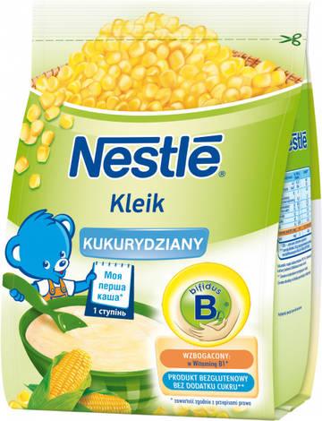 Nestle Каша безмолочна кукурудзяна з біфідобактеріями з 4 місяців 160 г 1 пакет