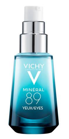 Vichy Mineral 89 Гель для відновлення та зволоження шкіри навколо очей 15 мл 1 флакон