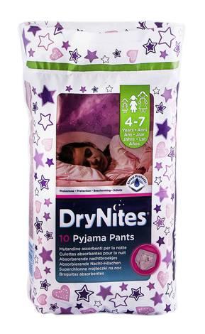 Huggies DryNites Трусики-підгузки нічні для дівчаток 4-7 років 10 шт