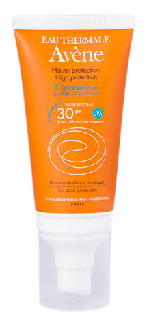 Avene Cleanance Сонцезахисна емульсія для жирної шкіри схильної до акне SPF-30 50 мл 1 туба
