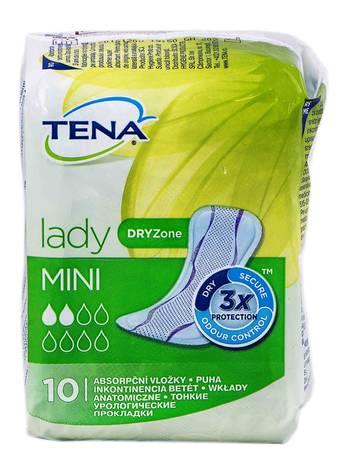 Tena Lady Mini Прокладки урологічні жіночі 10 шт