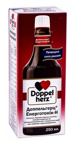 Doppel herz Енерготонік-H розчин оральний 250 мл 1 пляшка