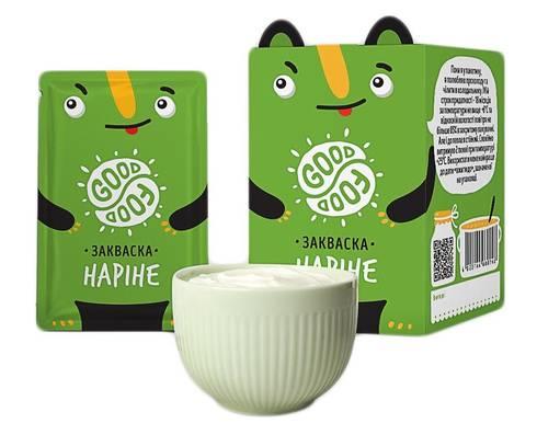 Good Food Закваска бактеріальна Наріне порошок 5 пакетів