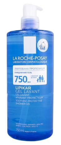 La Roche-Posay Lipikar Lavant Гель очищуючий із заспокоюючими та захисними властивостями 750 мл 1 флакон