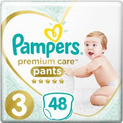 Pampers Premium Care 3 Midi Підгузки-трусики дитячі 6-11 кг 48 шт