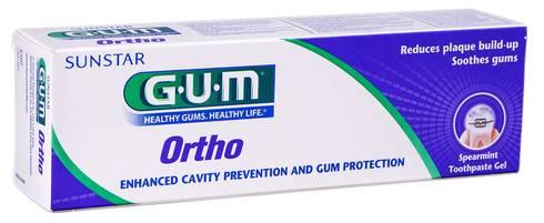 Gum Ortho Зубна паста-гель 75 мл 1 туба