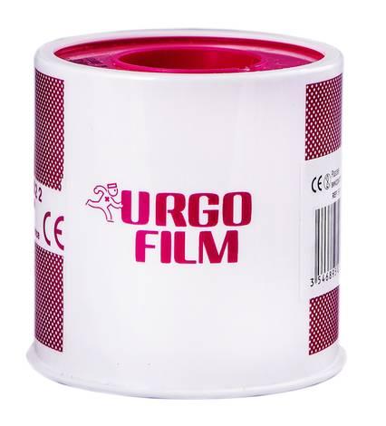 Urgo Ургофілм пластир 5 м х 5 см 1 шт