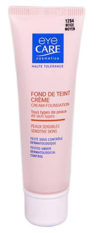 Eye Care Cosmetics Крем тональний з SPF-25 колір помірно-бежевий 26 г 1 туба
