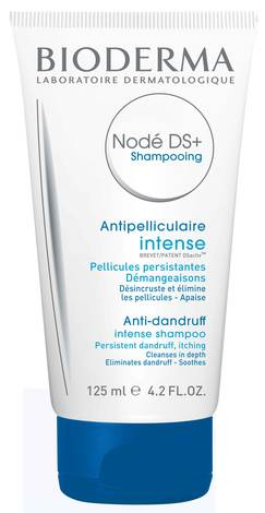 Bioderma Node DS+ Шампунь-крем проти лупи з антирецидивним ефектом 125 мл 1 туба
