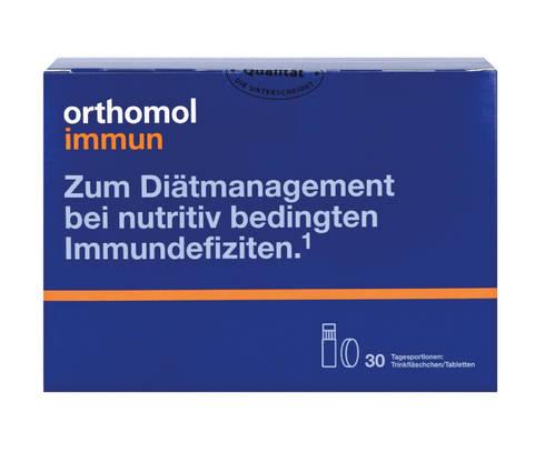 Orthomol Immun флакони + таблетки 30 днів 1 комплект