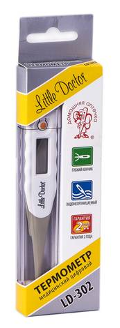 Little Doctor LD-302 Термометр електронний цифровий 1 шт