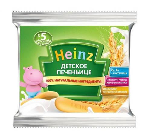 Heinz Печиво дитяче 60 г 1 пакет